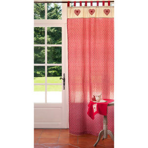 MAISONS DU MONDE - rideau louise - Tab Top Curtain