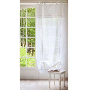 MAISONS DU MONDE - rideau store elégance - Lace Curtain