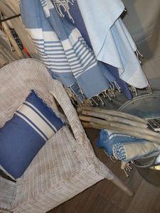 FOUTA BY FOUTAMANIA -  - Rectangular Cushion