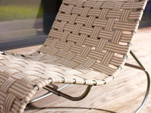 SUNBRELLA -  - Garden Armchair