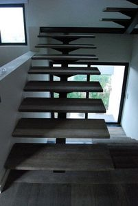 Cabuy Didier -  - Straight Staircase