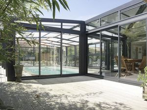 OCTAVIA -  - Atrium Pool Enclosure