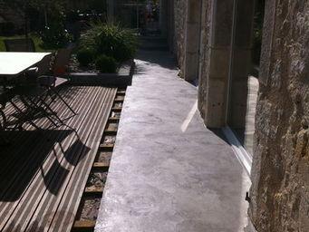 Ombre et lumière -  - Ground Waxed Concrete