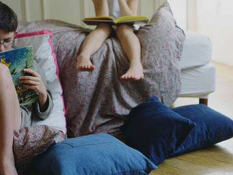 Grasse Matinee -  - Children's Pillow