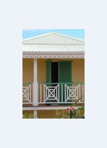 Déco Robinson - demi lune - Decorative Roofline Frieze