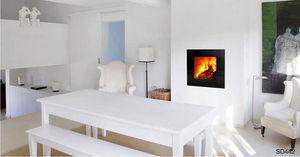 Bodart & Gonay - sd 442 green - Closed Fireplace