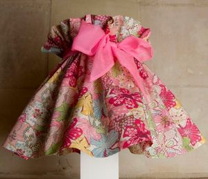 PRETTY PETITES CHOSES -  - Skirted Lampshade