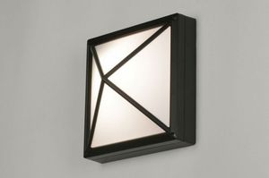 RIETVELD -  - Outdoor Wall Lamp