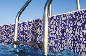 DEMOUR & DEMOUR Mosaïques - ocean - Pool Tile