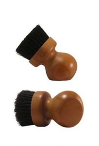 Les Freres Nordin - soie sculpture - Cleaning Brush