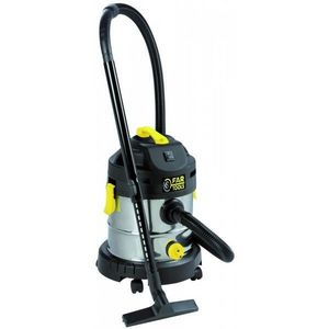 FARTOOLS - aspirateur eau et poussières 1400 watts cuve inox - Water And Dust Vacuum Cleaner