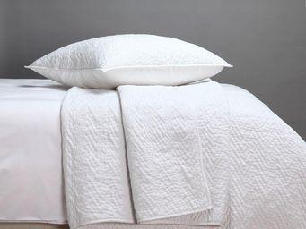 BLANC D'IVOIRE - andre boutis coton - Matelasse Bedspread