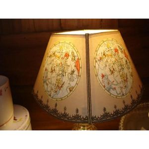 Tillier Decoration -  - Pagoda Lampshade