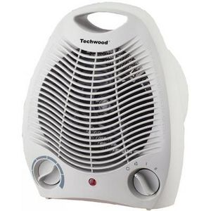 TECHWOOD - chauffage soufflant techwood - Fan Heater
