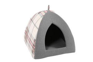 ZOLUX - igloo scott gris 45x45x40cm - Doggy Bed