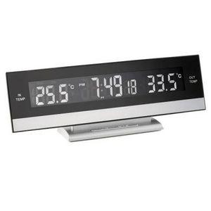 Delta - thermomètre électronique sl229 - Weather Clock