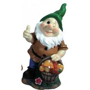 CODEVENT - nain de jardin panier de légumes - Garden Gnome