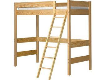 CDL Chambre-dressing-literie.com - lits adultes mezzanines - Mezzanine Bed Child
