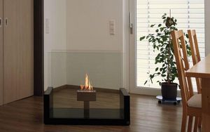 ALFRA FRANCE - excellence din - Flueless Burner Fireplace