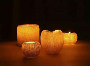 DIVERSAM COMARAL -  - Round Candle