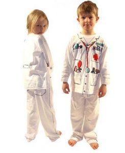 Aetre - docteur - Costume