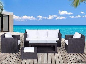 BELIANI - roma - Garden Furniture Set
