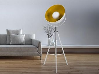 BELIANI - thames - Trivet Floor Lamp