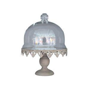 Demeure et Jardin -  - Cake Glass Dome