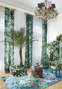 CHRISTIAN LACROIX FOR DESIGNERS GUILD -  - Upholstery Fabric