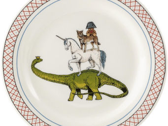 Gien - lucien_ - Child Plate