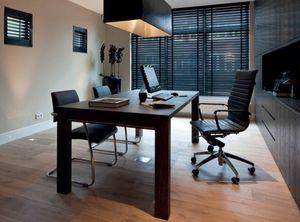 JASNO - store vénitien en bois sur mesure - Executive Desk