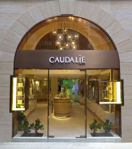 MALHERBE Paris - caudalie - Shop Layout