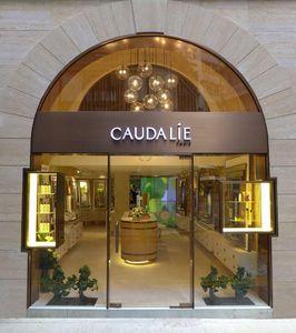 MALHERBE Paris - caudalie - Shop Layout