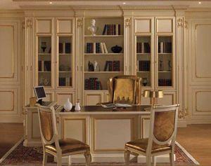 A.L.A Mobili d'Arte -  - Bookcase