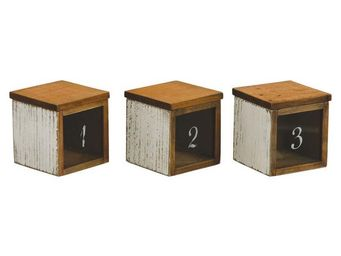 Interior's - boite marius - Decorated Box