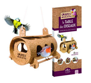 GASCO - la table des oiseaux - Bird Feeder
