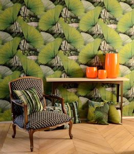Pansu - emilio robba - Wall Fabric