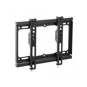 WHITE LABEL - support mural tv fixe max 37 - Tv Wall Mount