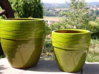Les Poteries D'albi - howea - Garden Pot