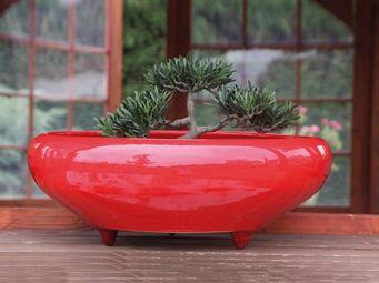 Les Poteries D'albi - kyoto - Garden Pot