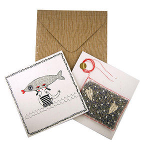 ROSSO CUORE -  - Thank You Card