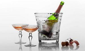 CUMBRIA CRYSTAL -  - Champagne Bucket