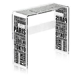 ACRILA - console acrila city - Console Table