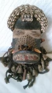 ART PRIMAIRE -  - African Mask