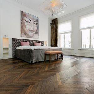 BOHEMIAN WORKS -  - Wooden Floor