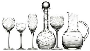 CRISTAL de SÈVRES -  - Glasses Set