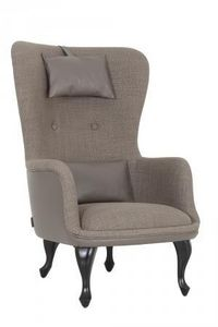 HAMILTON CONTE -  - Armchair With Headrest