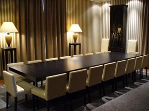 MARK -  - Meeting Table