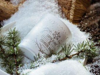 Bougies La Francaise - 'wood essnetiel' - Christmas Candle