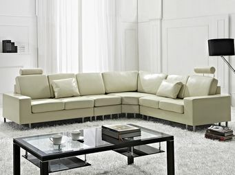 BELIANI - sofa stockholm - Adjustable Sofa